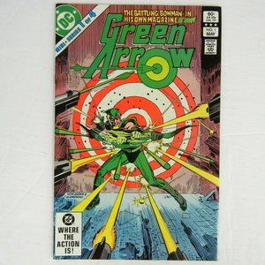 DC Comics Green Arrow #1 1983 Mini Series